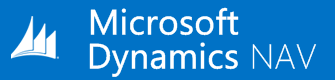 Microsoft Dynamics NAV Manual