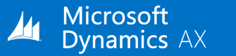 Microsoft Dynamics AX Manual